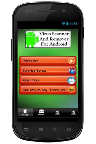Virus Scanner Remover