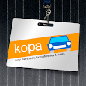 Kopa: Ride sharing for events logo