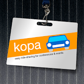 Kopa: Ride sharing for events