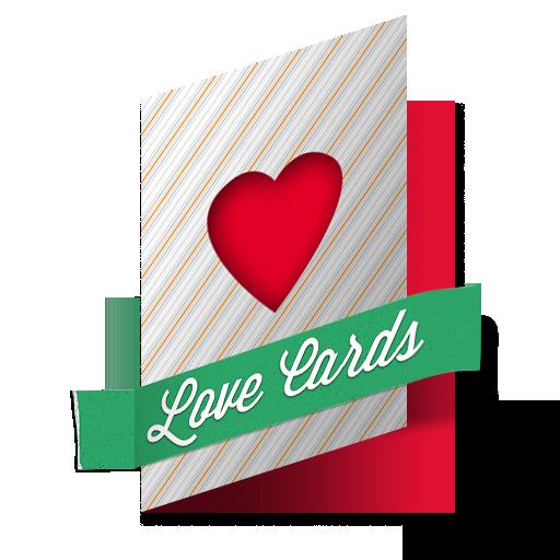 生活の愛とバレンタインカード LOGO-記事Game