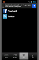 Screenshot of Rádio 95 FM