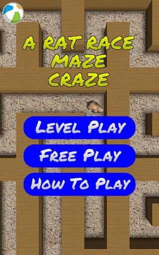 A Rat Raze Maze Craze
