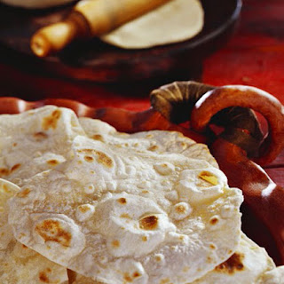 East African Bread (Chapati) recipe – 158 calories.