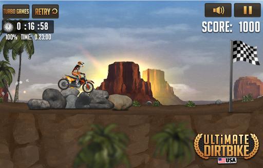 【免費街機App】Ultimate Dirt Bike USA-APP點子