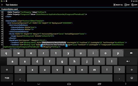 QuickEdit Text Editor v0.8.3