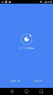 Ionic View- screenshot thumbnail