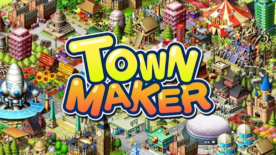 Town Maker- screenshot thumbnail
