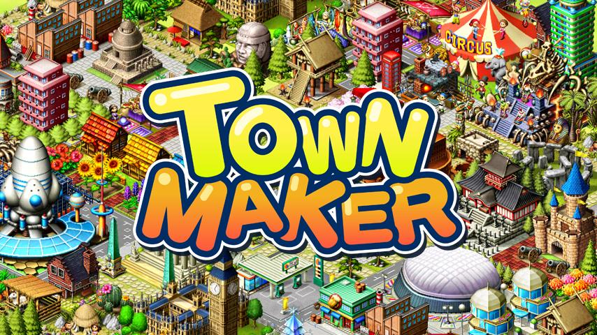 Town Maker- screenshot