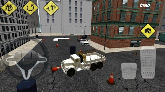 MILITARY-VEHICLES-Parking 3