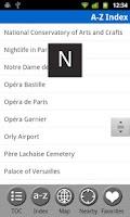 Screenshot of Paris, France - Travel Guide