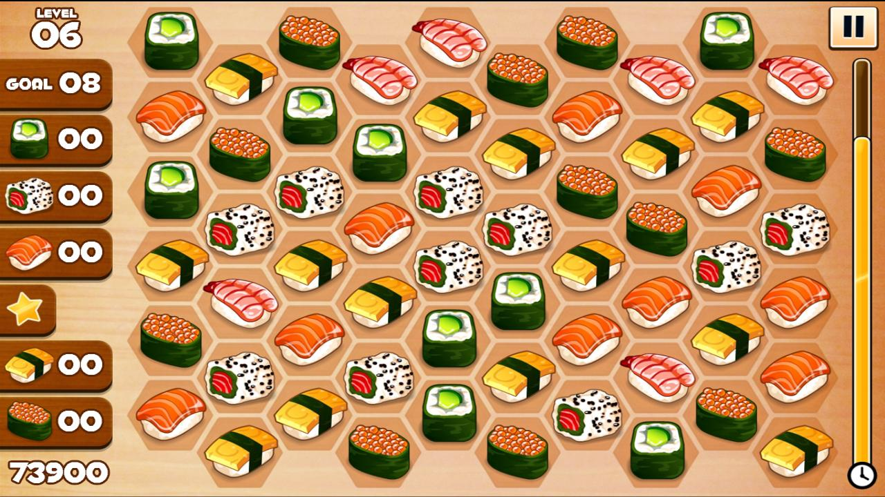 Sushi Swipe HD FREE - screenshot