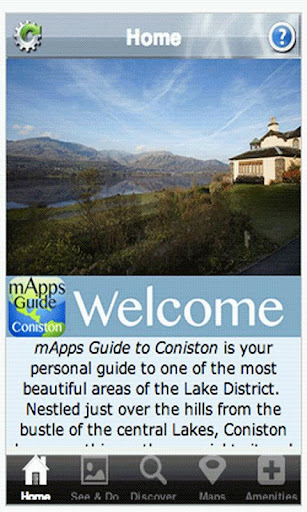 mApps Guide to Coniston