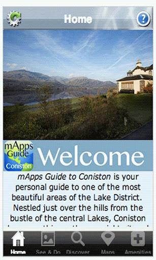 【免費旅遊App】mApps Guide to Coniston-APP點子