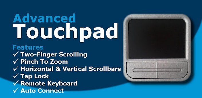 Advanced Touchpad(Remote Mouse) apk