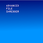 Advanced File Shredder II