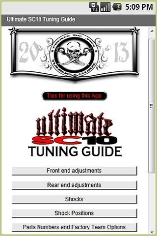 Ultimate SC10 Tuning Guide