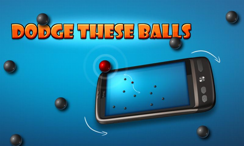 Dodge These Balls - screenshot