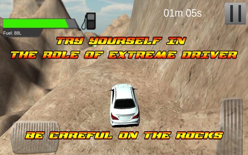 Extreme Hill Driving