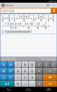 Fraction Calculator MathlabPRO Screenshot 17