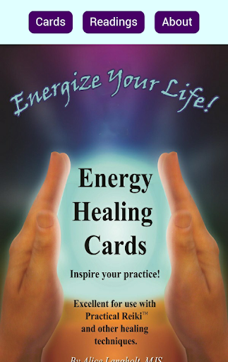 Energy Healing Cards