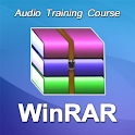 Working with WinRar. ATC logo