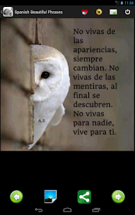 Spanish Beautiful Quotes