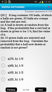 CA 7th Statistics &Probability - screenshot thumbnail