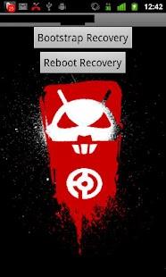 Bionic Recovery Bootstrap - screenshot thumbnail