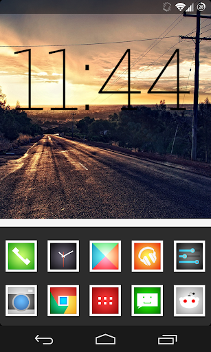Prime Squared Icon Pack