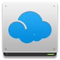 Samsung HomeSync icon