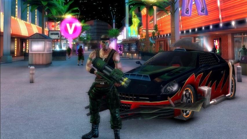 android Gangstar Vegas Screenshot 5