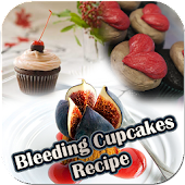 Bleeding Cupcakes Recipe
