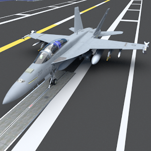 F18 Carrier Takeoff for PC and MAC