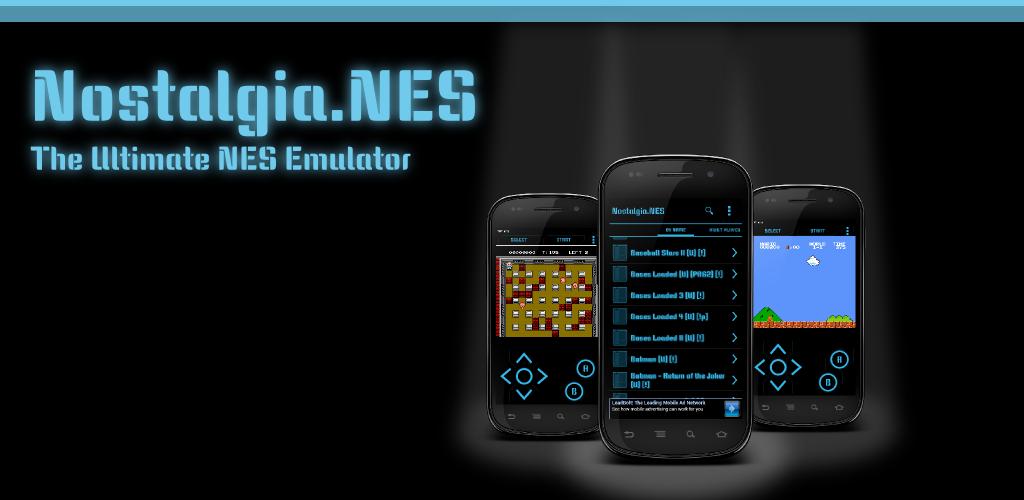 nostalgia nes emulator pro apk full