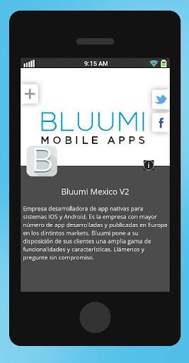 Bluumi Mexico V2