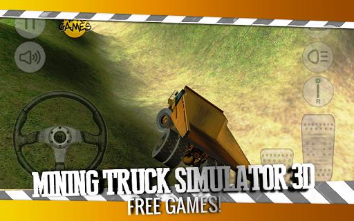 Mining Truck Simulator 3D