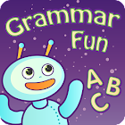 Grammar Fun 2nd Grade HD icon