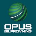 Opus Bilprovning icon