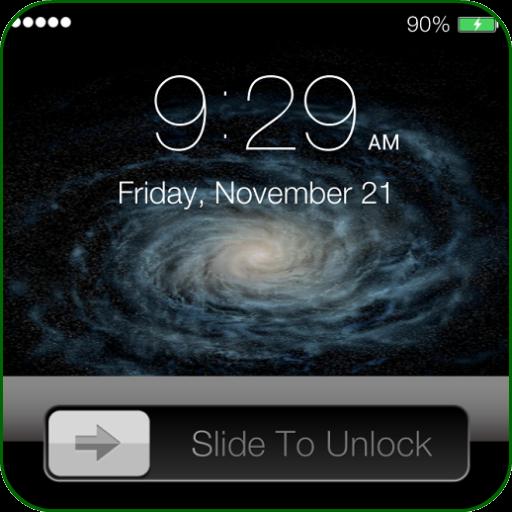 Slide To Unlock - Iphone Lock
