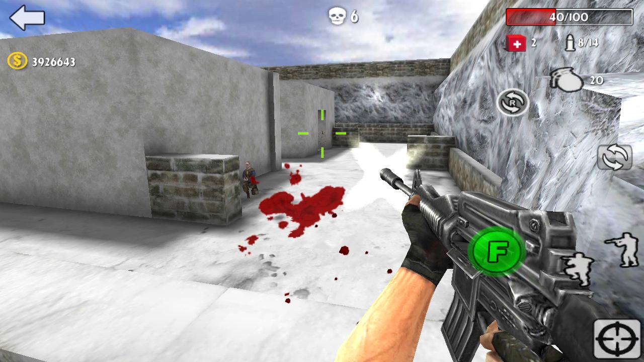 Gun Strike 3D - screenshot