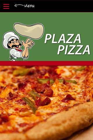 Plaza Pizza Bar