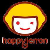 카카오톡 테마 - 해피레몬