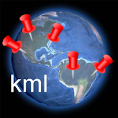 KML Waypoint Reader (No Ads)