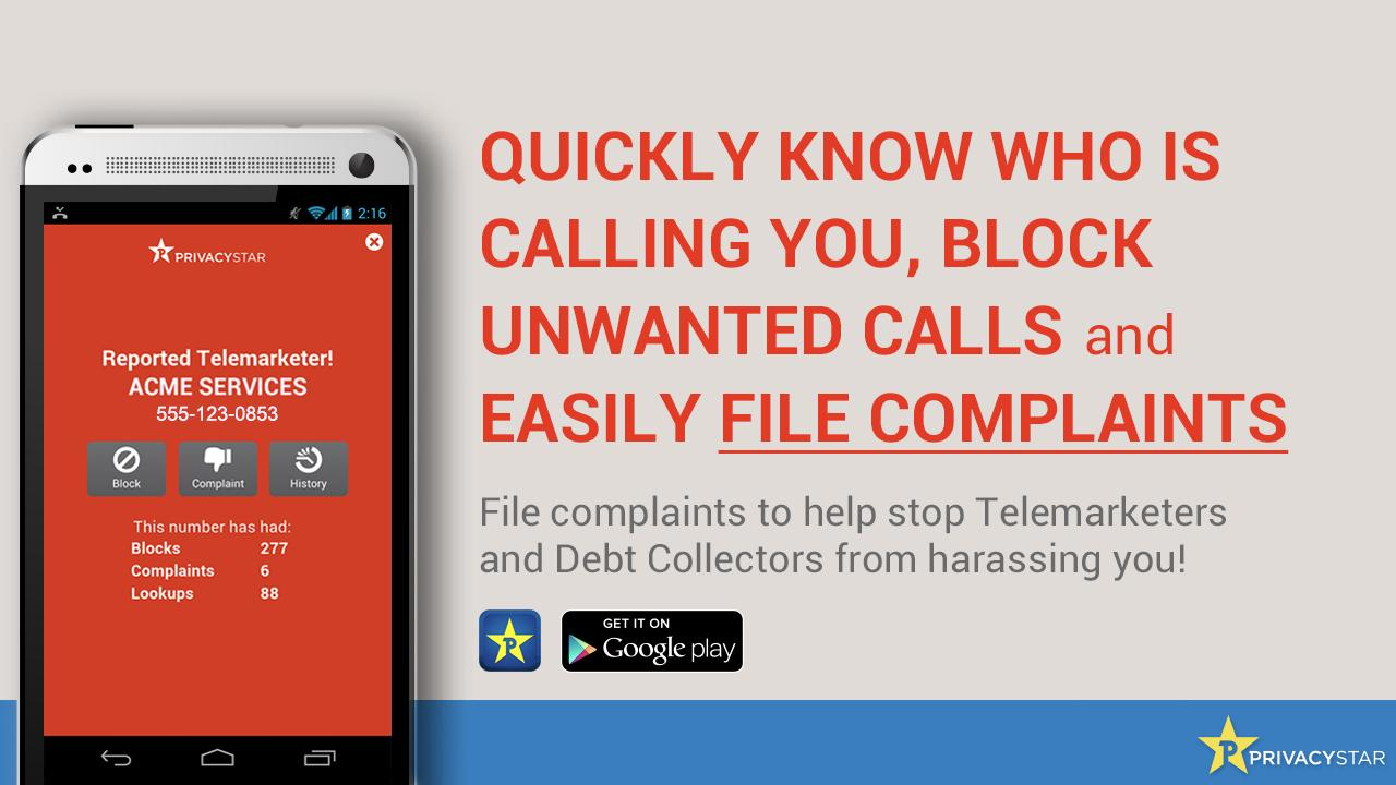 Block Calls & Caller ID - screenshot