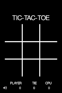 Tic-Tac-Toe- screenshot thumbnail