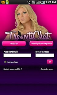 Travesti Chat - screenshot thumbnail