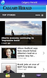 Canada News in App- FREE - screenshot thumbnail
