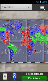 Domination (strategy and risk) - screenshot thumbnail