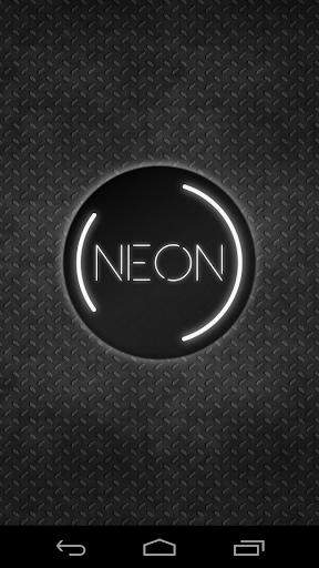 Neon Torch