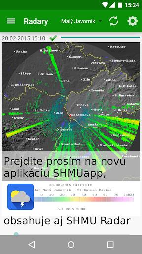 SHMU radar